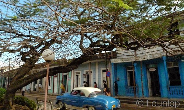 Baracoa centre