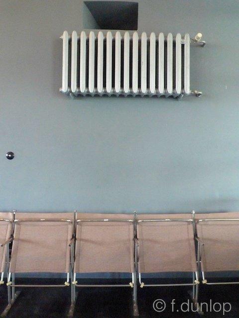 Bauhaus - Breuer's folding chairs
