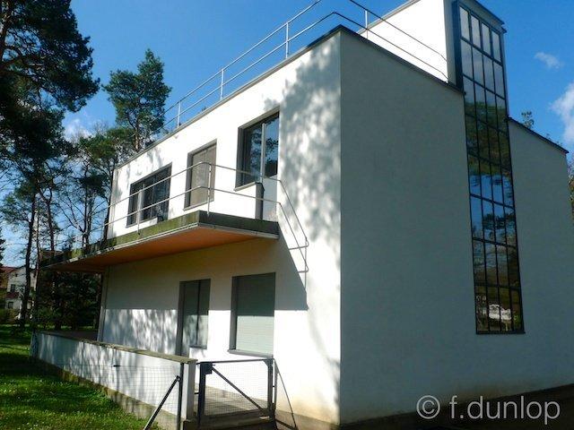 Dessau Bauhaus Masterhouse