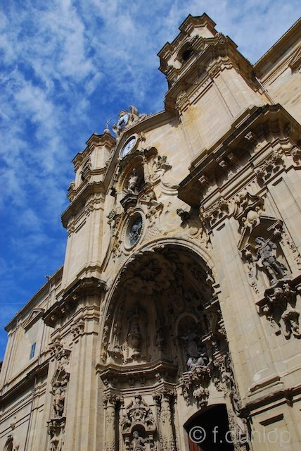 San Sebastian Santa Maria basilica