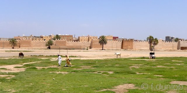 Taroudant rampart & walls