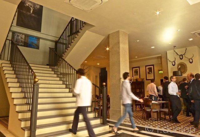 London Hispania tapas restaurant