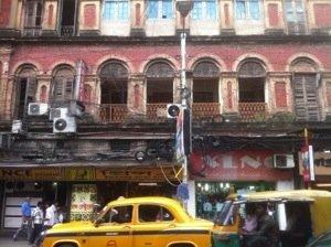 Calcutta_Kolkata_street_taxi