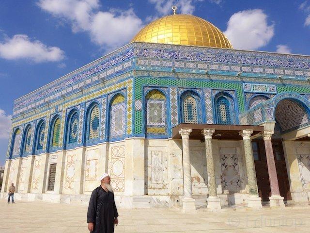 Jerusalem+Dome+of+the+Rock