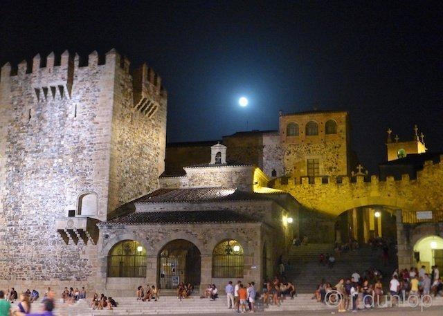 Spain_Caceres_Moorish_walls