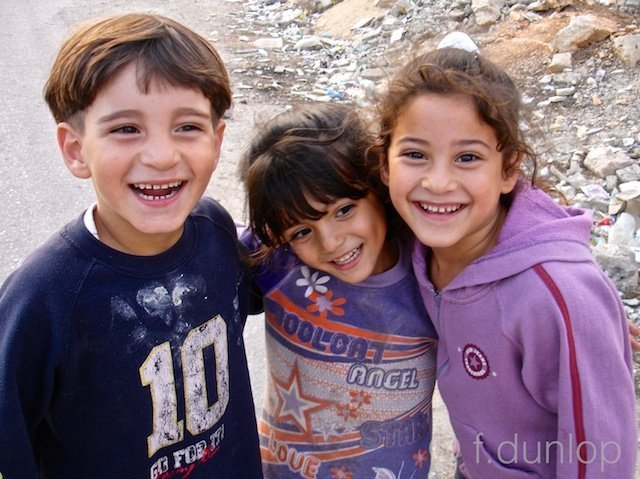 West_Bank_Palestinian_children