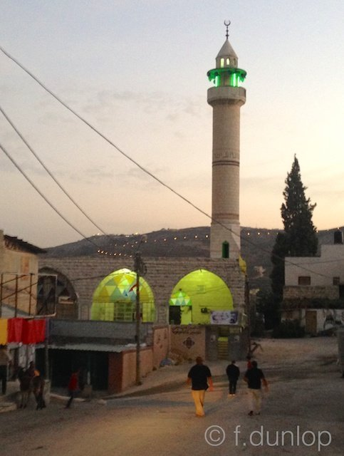Burin_West_Bank_mosque