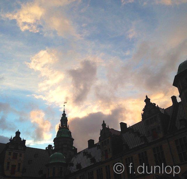 Denmark_Elsinore_castle_sky