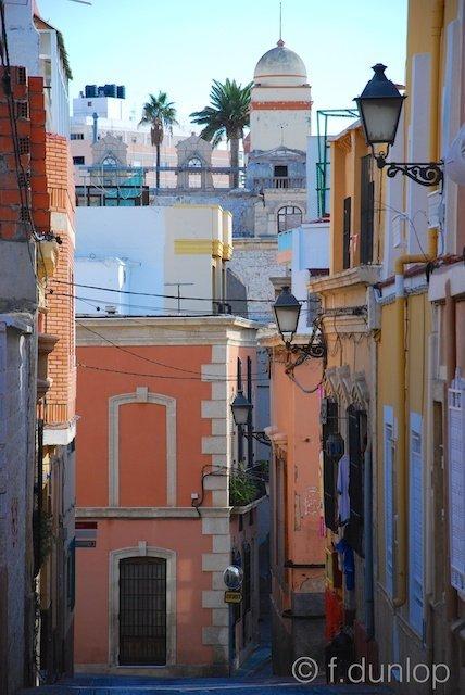 Almeria_old_town