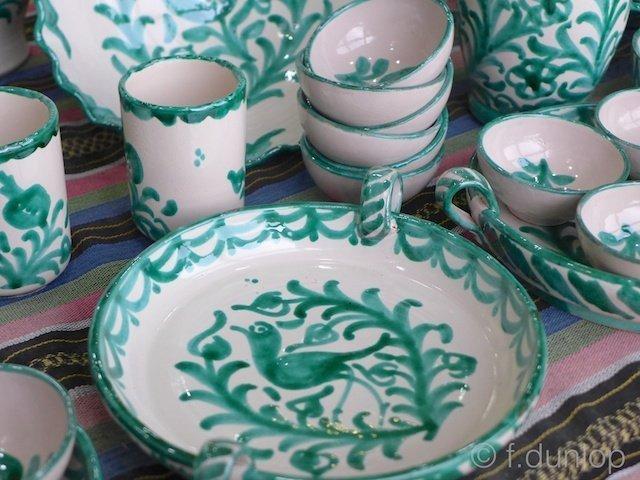 Granada_Los_Arrayanes_ceramics