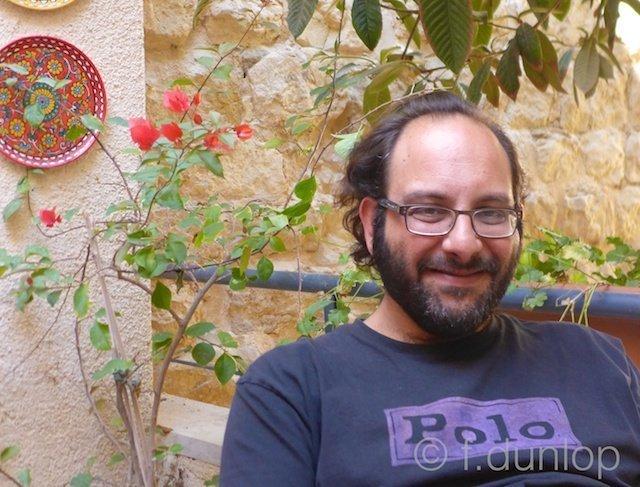 Fadi Kattan at Hosh Al-Syrian
