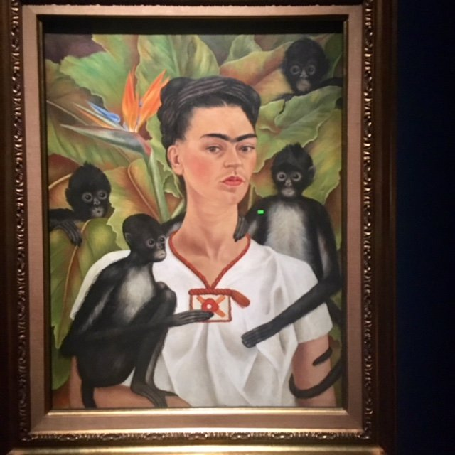 Frida Kahlo:Making Her Self Up