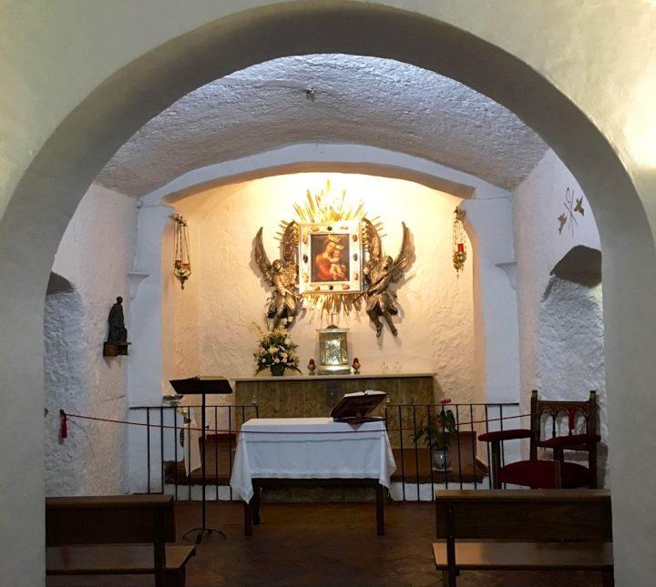 Guadix Virgen de las Cuevas