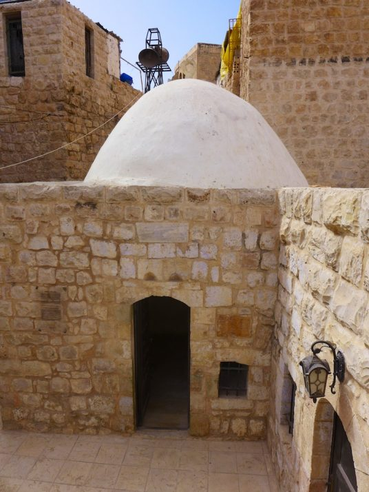 Hebron old city shrine
