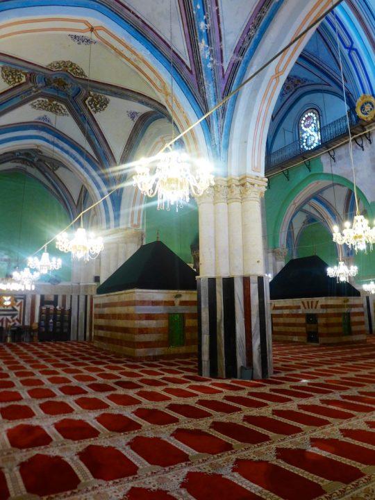 Hebron Al-Ibrahimi mosque