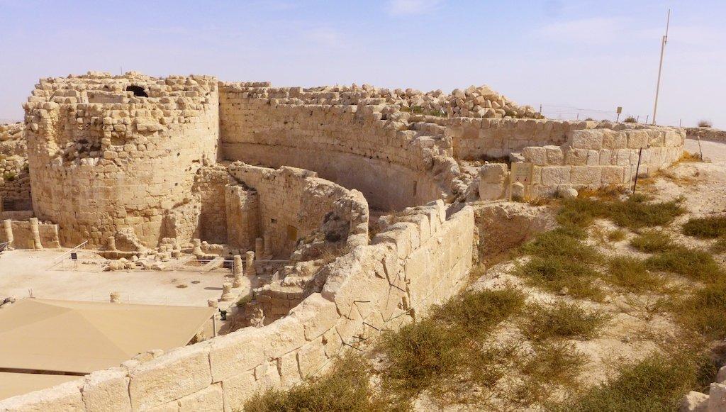 Herodion, Herod's palace