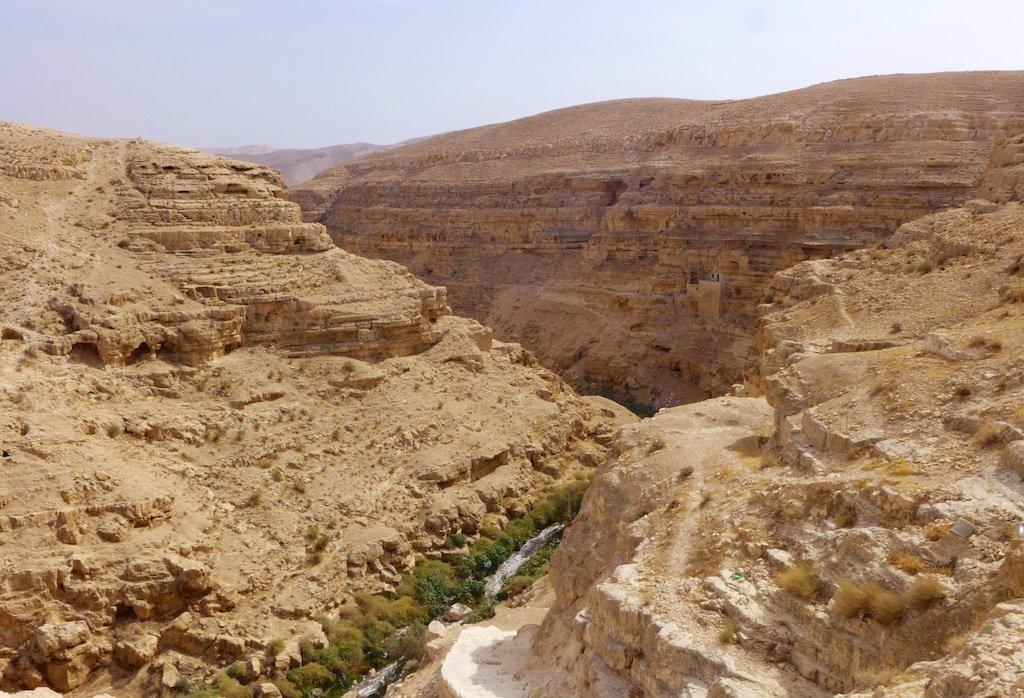 Kibron river, Judaean Desert