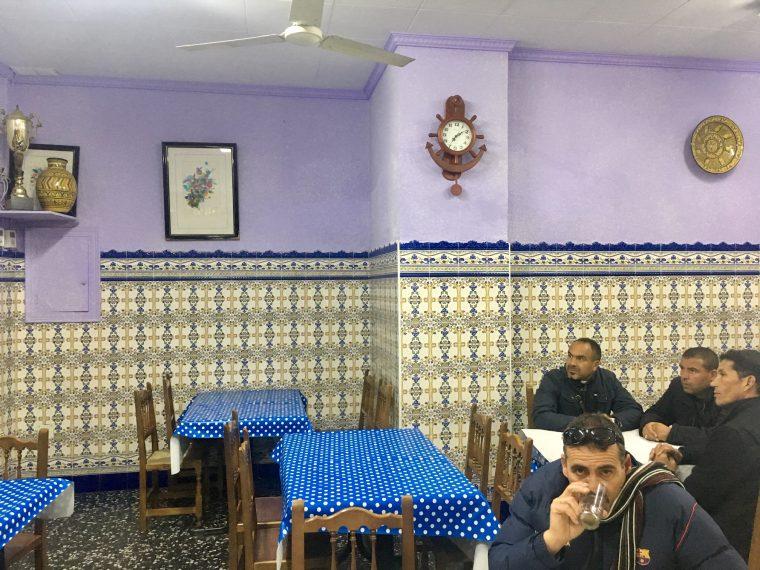 Almeria Restaurante Marrakech