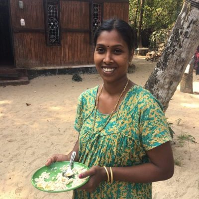 Keralan woman