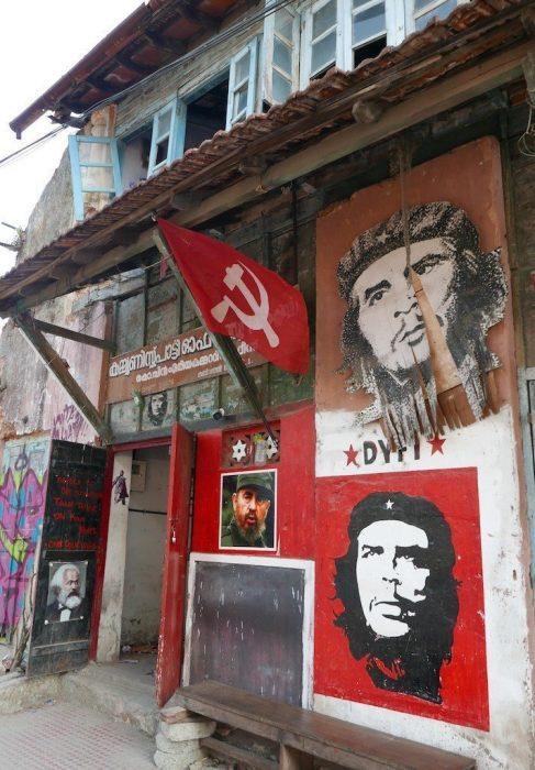 Fort Kochi Communist HQ
