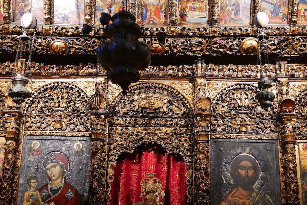 Berat - Iconographic Museum