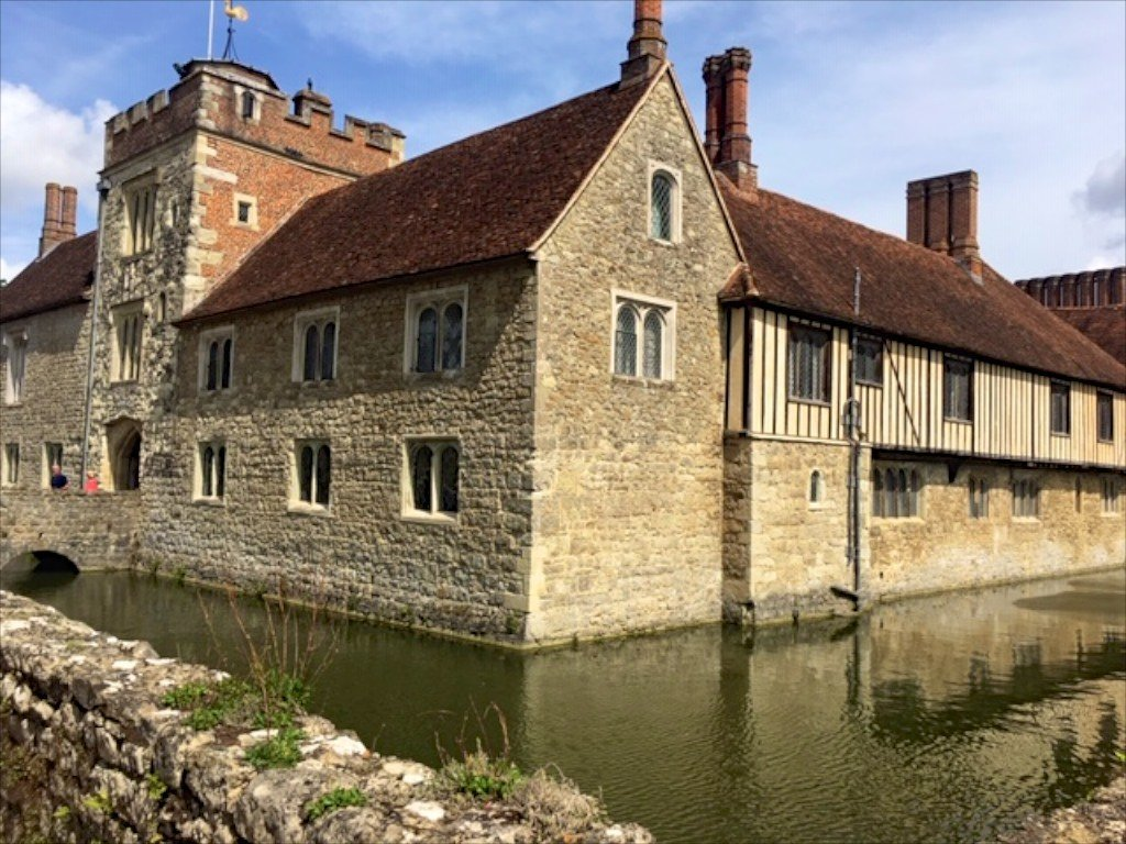 Ightham Mote manor house