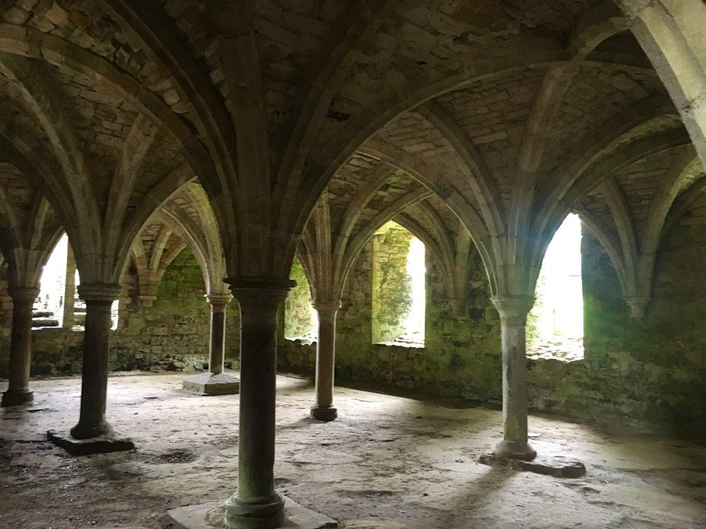 Battle Abbey monks dormitory