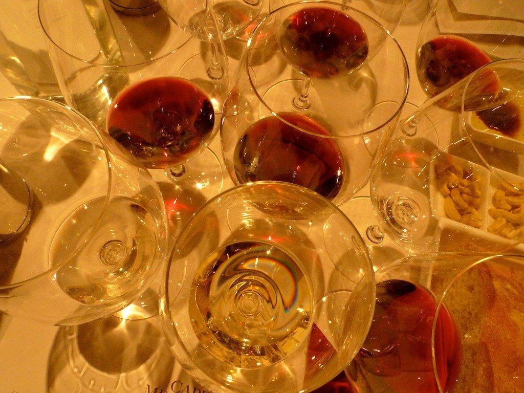 Australia, Cape Mentelle winery, wine tasting