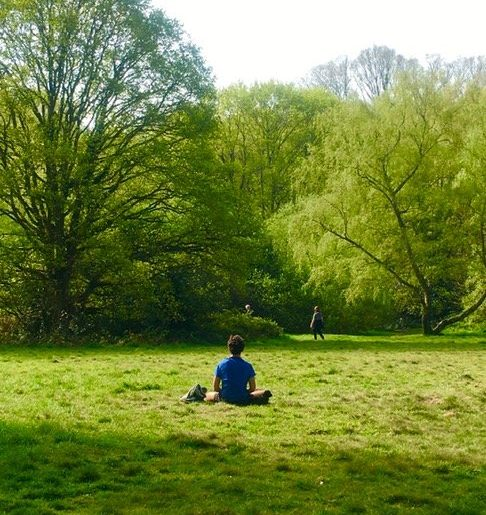 hampstead heath meditation