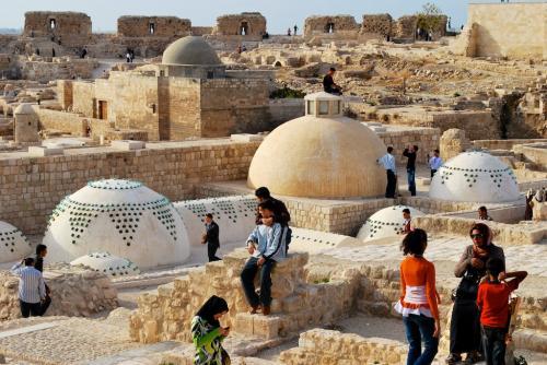 Aleppo ciatdel hammam domes