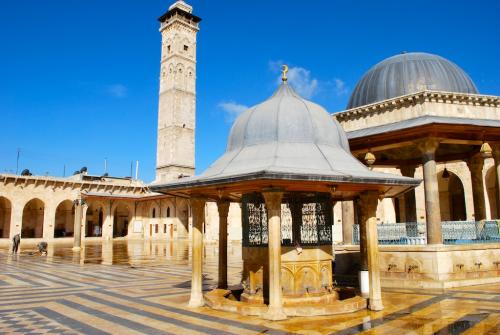 Aleppo Great Mosque