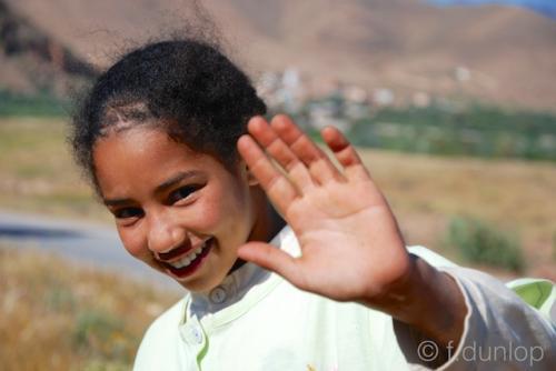 Morocco_Berber_girl