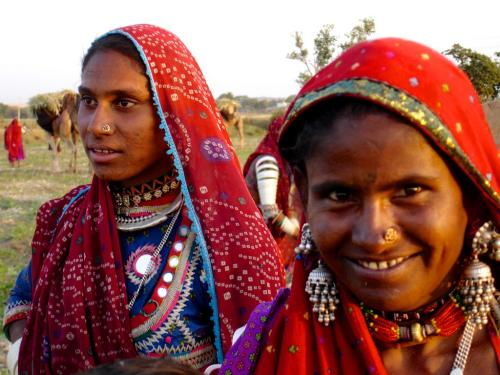 Tribal women 1 + 2 (1)