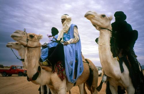 Libya - Tuareg